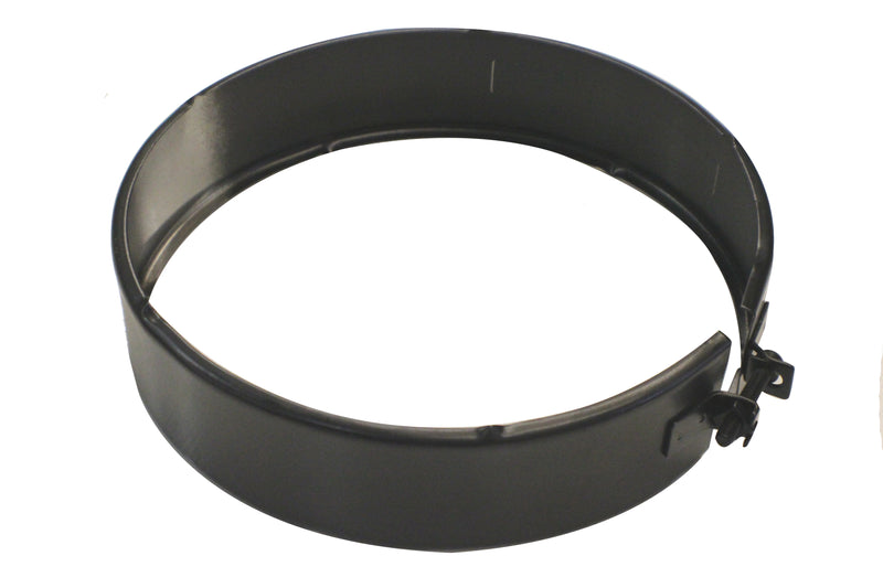 "Locking Band 4"" Twinwall - Black"