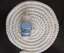 12mm Stove Rope & Glue Kit