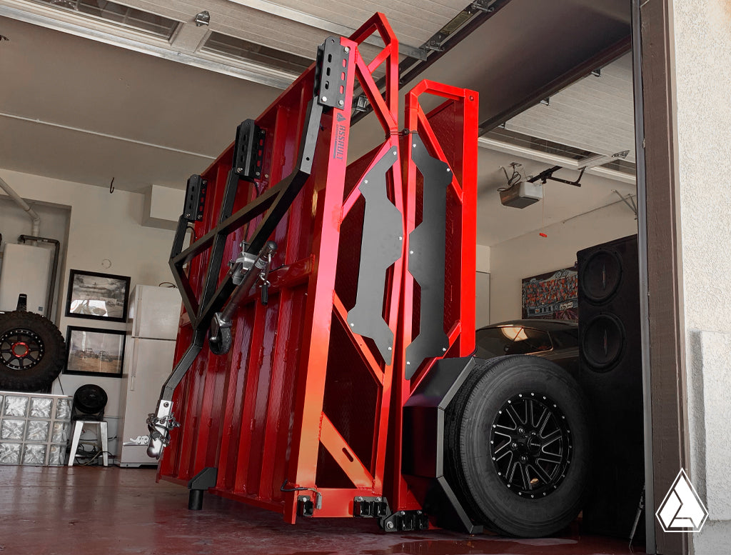 PR: Assault Trailers Introduces the new Tactical Hauler™ Folding Trailer