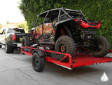**NEW** Assault Trailers Tactical Hauler (Folding Trailer / Powder Coated)