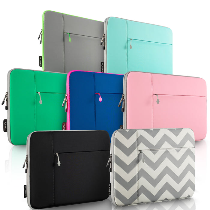 Neoprene Sleeve Case Cover for MacBook and Laptop 12 - 15 inches