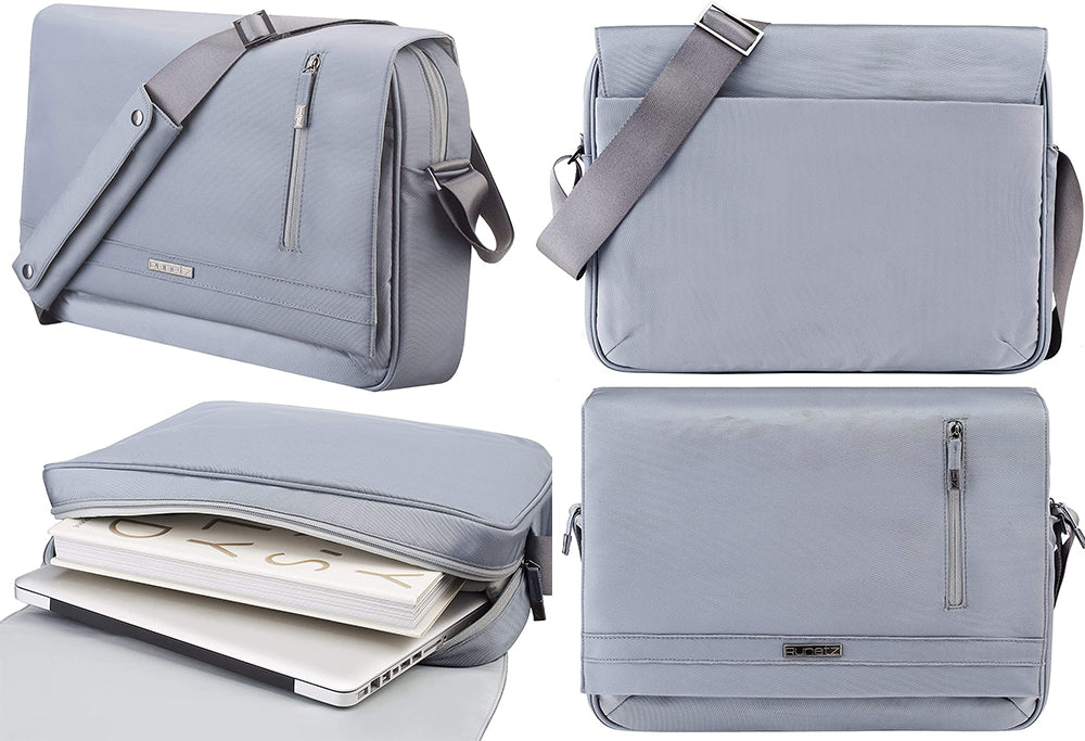 Messenger Shoulder Bag for up to 15 inch Laptop and Books