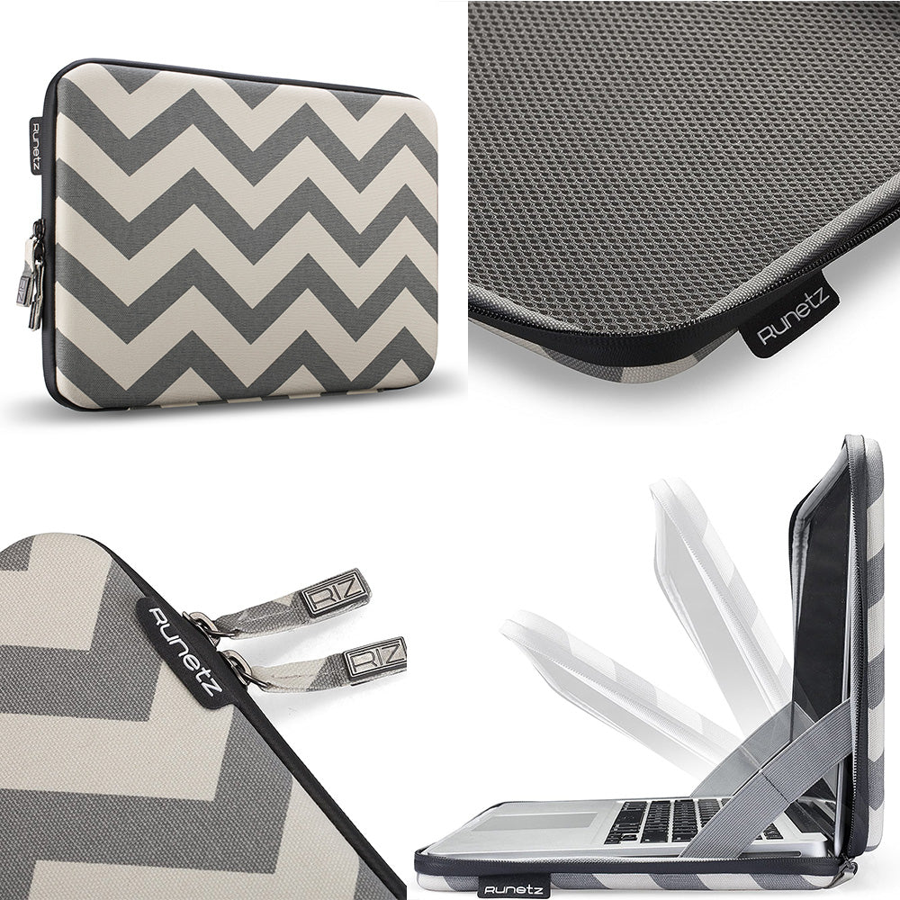"Hard Sleeve Case Cover for MacBook and Laptop 13"" and 15"""