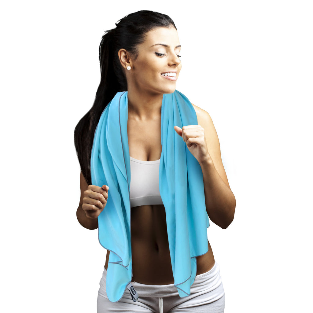 EXTRA LARGE - Microfiber Towels - Super Absorbent & Quick Drying - XL