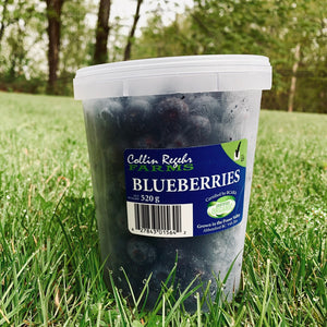 Organic Blueberries - Frozen