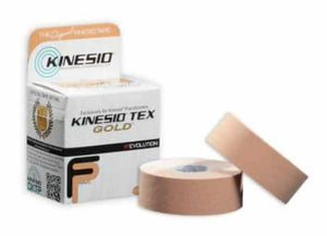 Kinesio® Tex Gold™ FP (Fingerprint Technology) - 2in X 16.4', Beige, 1 Roll
