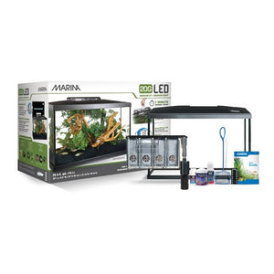 Marina 20G LED Glass Aquarium Kit - 75 L (20 US gal)
