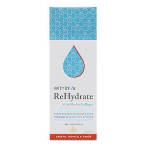 withinUs - ReHydrate + Collagen