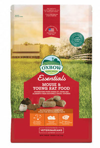 Essentials - Mouse & Young Rat Food