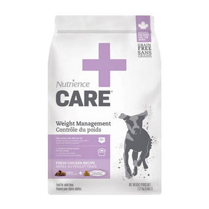 Nutrience Care Weight Management for Dogs - 2.27 kg