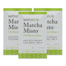 Load image into Gallery viewer, withinUs - Matcha Misto + Collagen