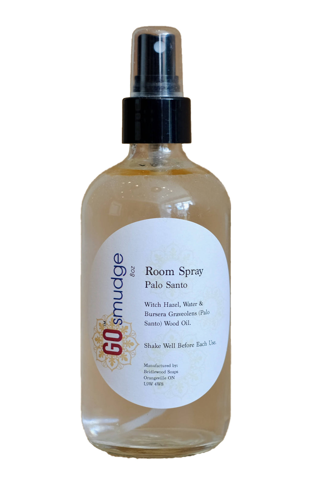 Go Smudge Room Spray
