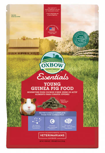 Essentials - Young Guinea Pig Food 5 lb