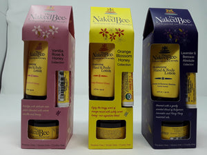 Naked Bee Gift Pack
