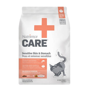 Nutrience Care Sensitive Skin & Stomach for Cats 2.27kg