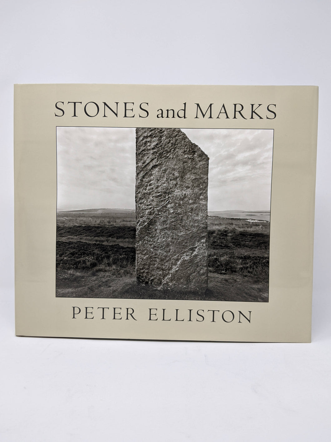 SALE -Stones and Marks by Peter Elliston