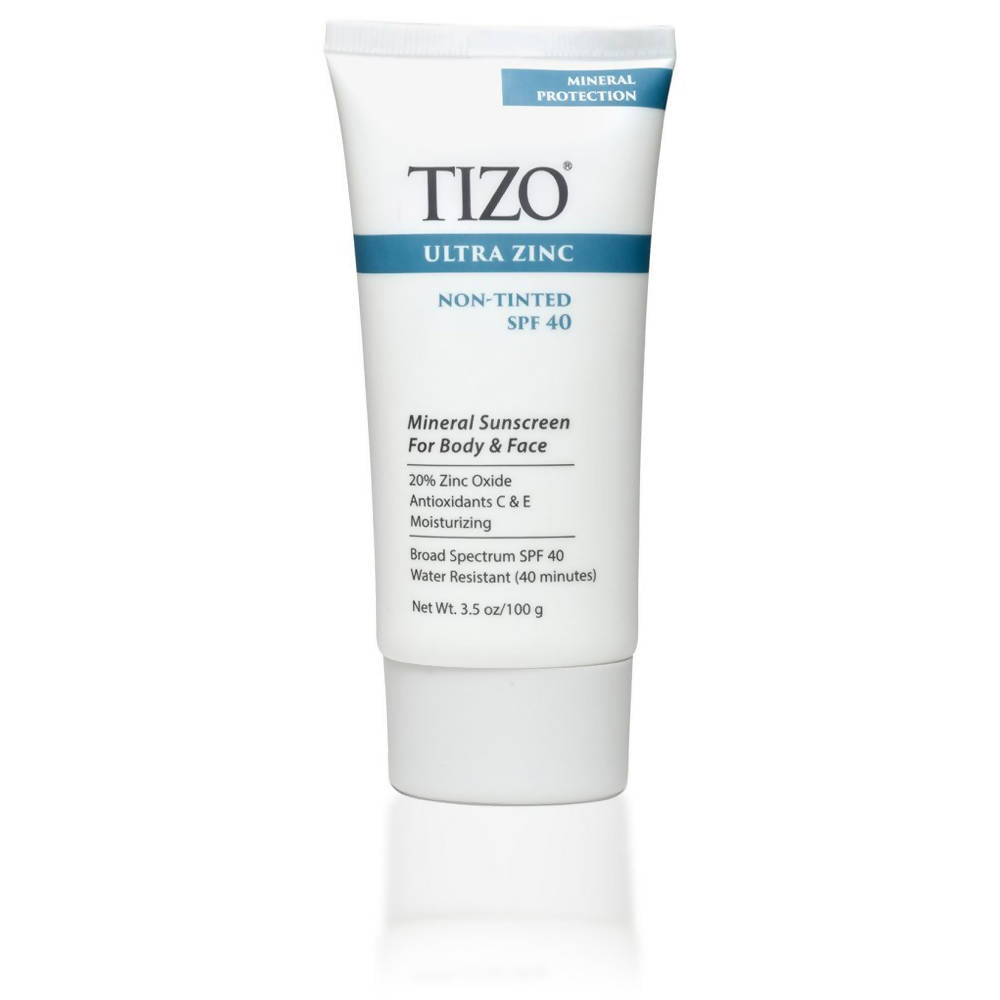 TIZO Ultra Zinc SPF 40 (Untinted)