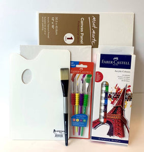 Maggiolly Art Acrylic Painting Kit