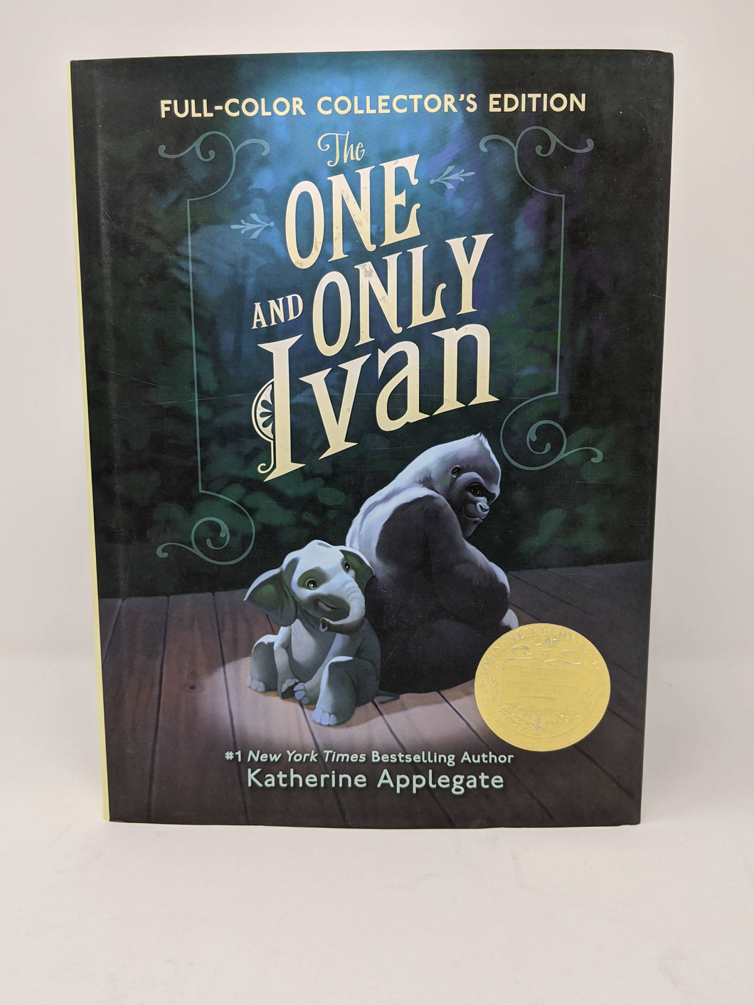 SALE-THE ONE AND ONLY IVAN- FULL COLOR COLLECTOR'S EDITION