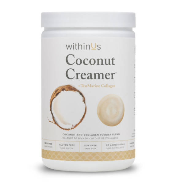 withinUS - Coconut Creamer + TruMarine Collagen