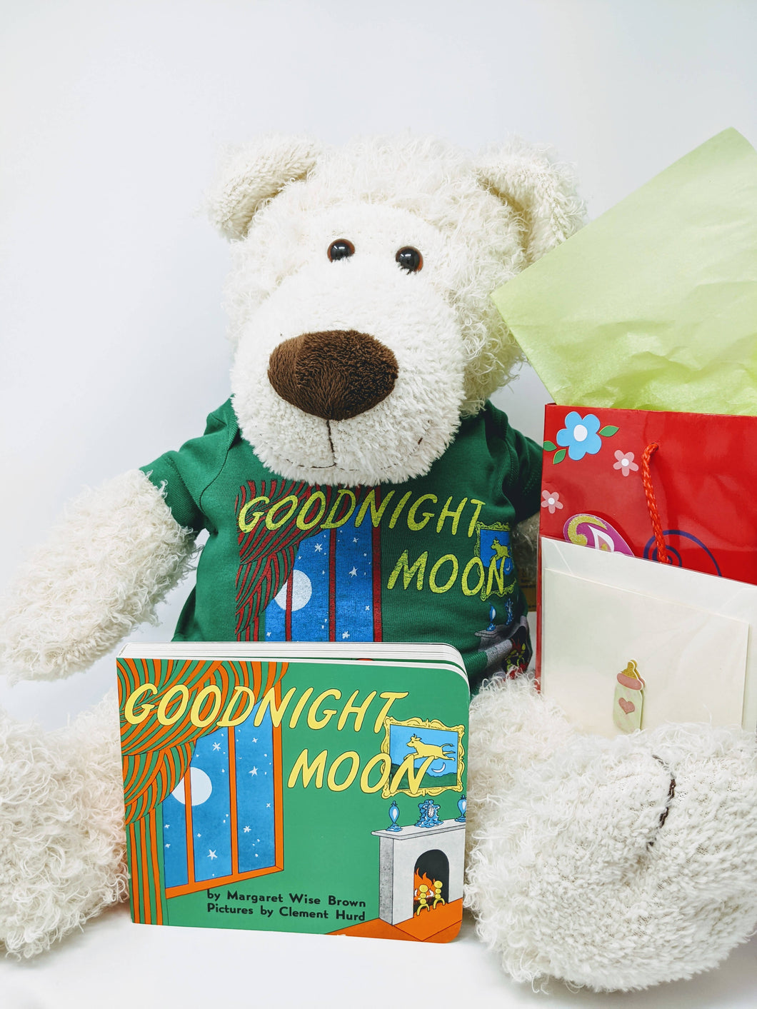 Good Night Moon Gift Set (Bear not included)