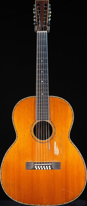 1920s Regal Jumbo 12 String Conversion