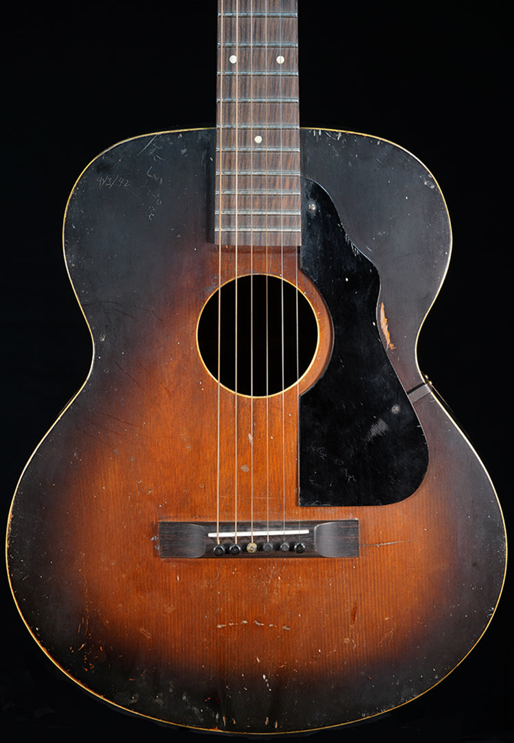 Circa 1930s/Early 1940s Archtop (SB)