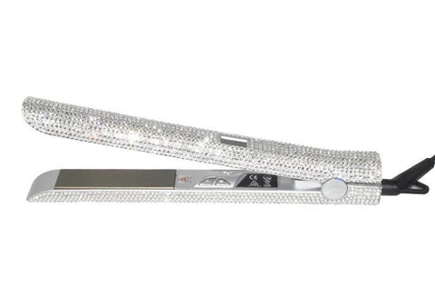 Crystal Bling Diamond Flat Iron