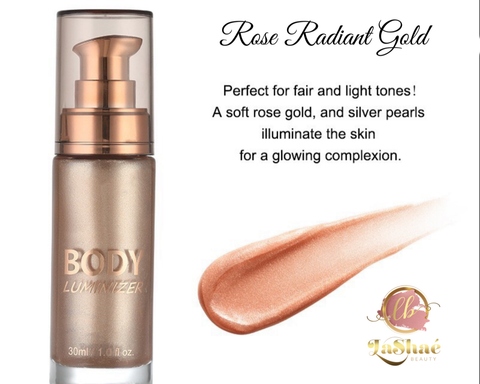 Rose Radiant Gold Luminizer