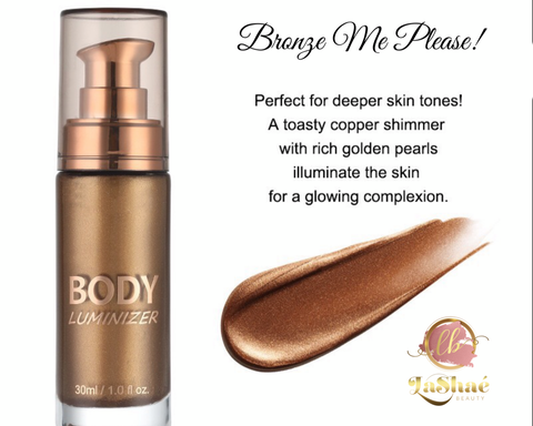 Bronze Me Please! Luminizer