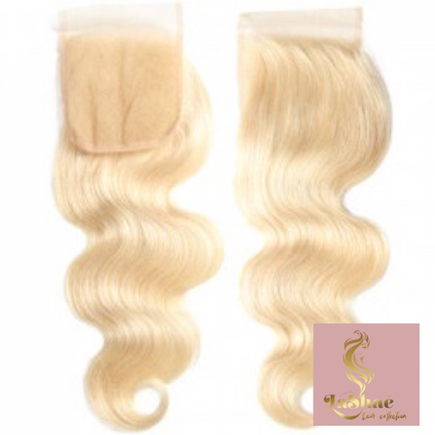 LaShaé Platinum 4x4 Lace Closure