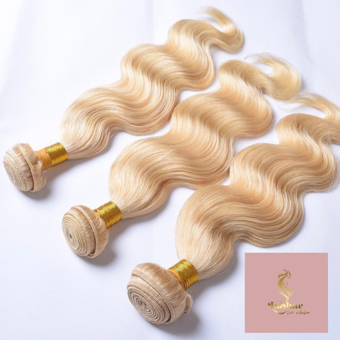 LaShaé Platinum Blonde Bundle