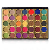 """Stay Glam"" 35 Color Eyeshadow Palette"
