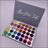 """Ice Me Out"" 35 Color Eyeshadow Palette"