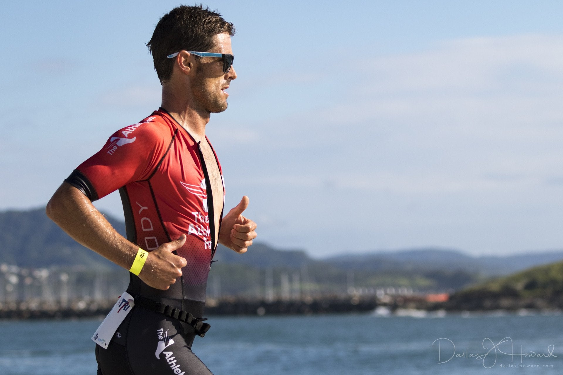 Welcome to the Parcours team Dan Stein - pro triathlete