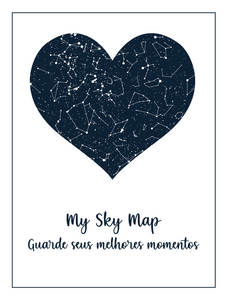 Sky Map - Arquivo Digital (para download)