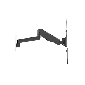 DQ Up & Down 400 Black TV Wall Mount