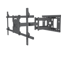 Load image into Gallery viewer, DQ Atlas 91 cm Black TV Wall Bracket