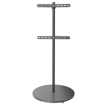 Load image into Gallery viewer, XTRARM Arius TV floorstand black