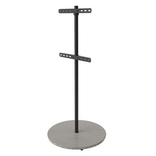 Load image into Gallery viewer, XTRARM Arius TV floorstand grey wood print