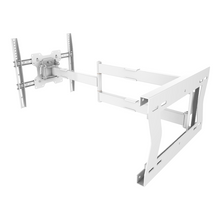 Load image into Gallery viewer, XTRARM Crius 100 cm TV bracket White