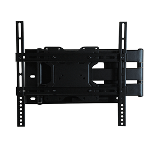 DQ Hercules Fixed 400 Black TV Wall Mount