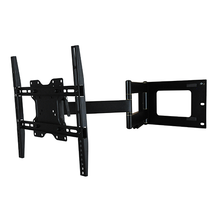 Load image into Gallery viewer, DQ Hercules Flex 400 Black - Cantilever TV bracket