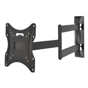 DQ Alpha Serie Turn 70 Black TV Wall Mount
