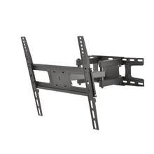Load image into Gallery viewer, DQ Alpha Serie Double 400 Black TV Wall Bracket