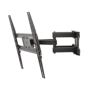 DQ Alpha Serie Double 400 Black TV Wall Bracket