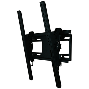 DQ Anna Flex 400 Black TV Wall Mount