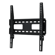 Load image into Gallery viewer, DQ Anna Fixed 400 Black TV Wall Bracket