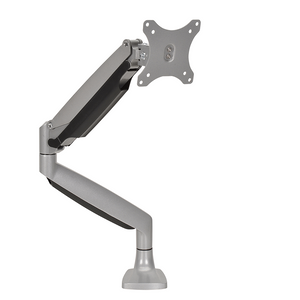DQ Monitorarm Nika Silver- with gas spring