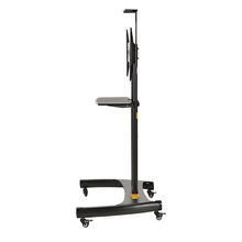 Load image into Gallery viewer, DQ Themi 600 TV Floorstand Black